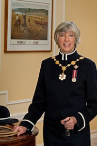 Her Honour, the Honourable Judith Guichon