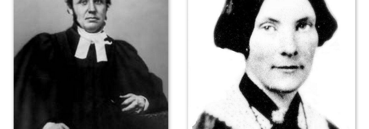 Edward and Mary Cridge