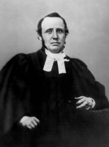 Bishop Edward Cridge